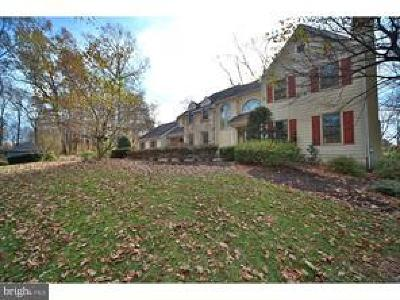 Chadds Ford PA Single Family Home For Sale: $870,000