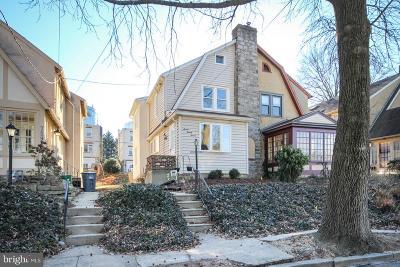 Media Single Family Home For Sale: 727 N Jackson Street