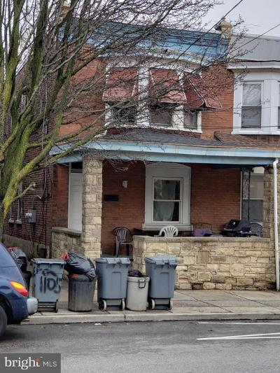Chester Multi Family Home For Sale: 1103 Madison Street