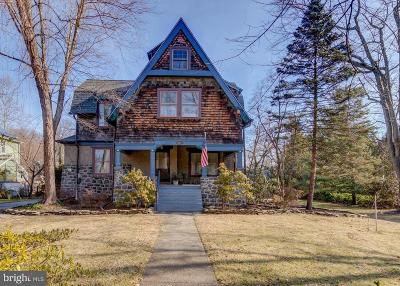 Wayne Single Family Home For Sale: 415 N Wayne Avenue