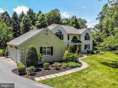 Glen Mills Single Family Home For Sale: 14 Rose Lane