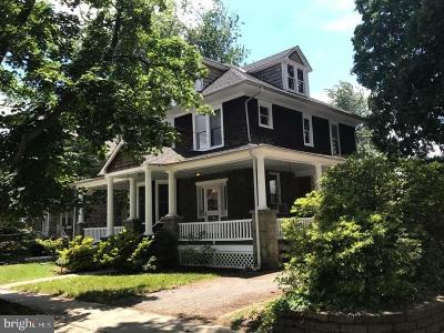 Ridley Park Single Family Home For Sale: 412 Harrison St