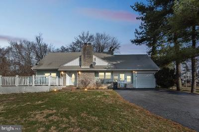 Springfield Single Family Home For Sale: 134 N State Road