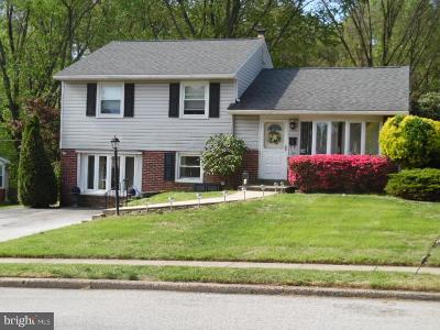 Broomall Single Family Home Active Under Contract: 6 Cheshire Circle