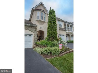 West Chester PA Townhouse For Sale: $565,000