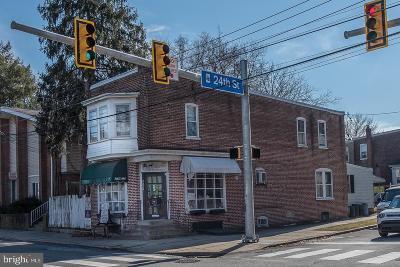 Chester Single Family Home For Sale: 2334 Chestnut Street