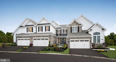 Newtown Square Townhouse For Sale: 524 Wyola Farm Court