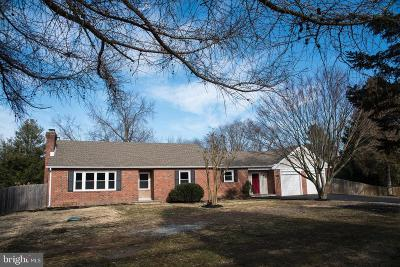 Glen Mills Single Family Home For Sale: 351 Concord Road