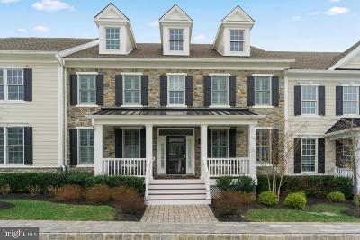 Newtown Square Townhouse For Sale: 3718 Liseter Gardens