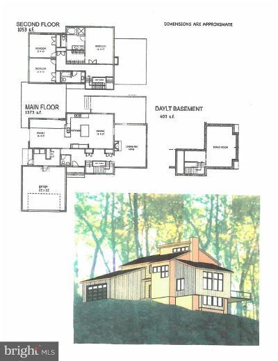 Media Single Family Home For Sale: 410 Oak Valley Road