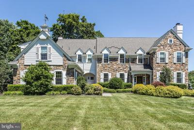 Newtown Square Single Family Home For Sale: 56 Farrier Lane