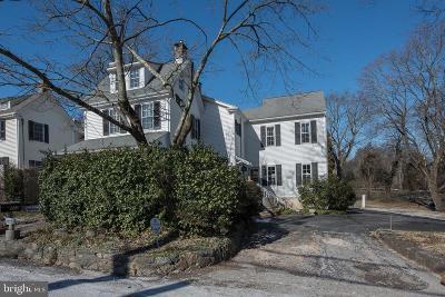 Villanova Single Family Home For Sale: 720 Newtown Road