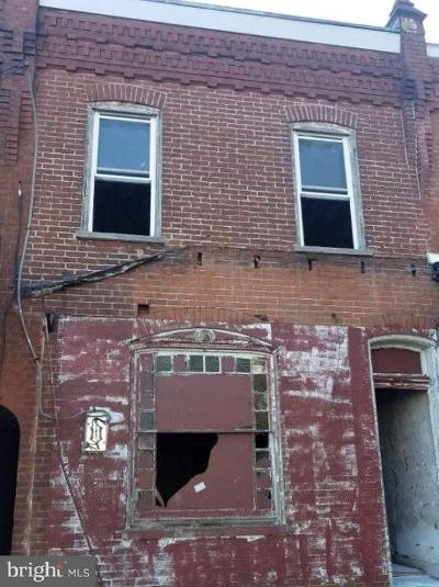 Chester Townhouse For Sale: 725 Caldwell Street