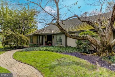 Newtown Square Single Family Home For Sale: 23 Sleepy Hollow Drive