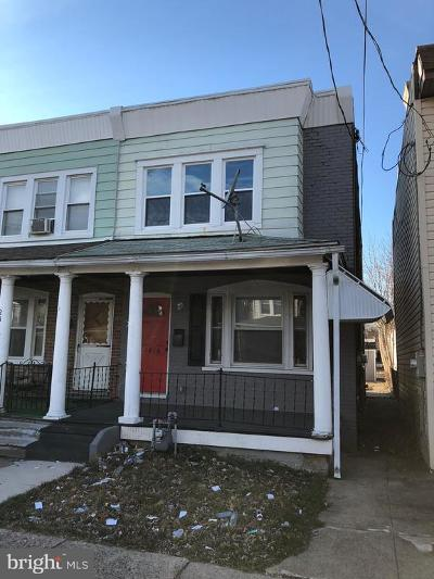 Chester Single Family Home For Sale: 2816 W 6th Street