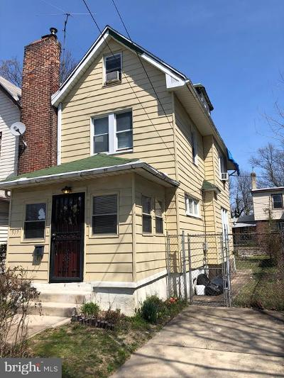 Yeadon Single Family Home Active Under Contract: 517 S Union Avenue