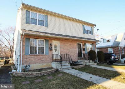 Delaware County Single Family Home For Sale: 122 N Llanwellyn Avenue