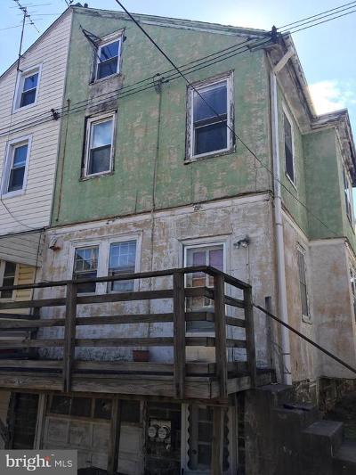 Delaware County Single Family Home For Sale: 917 Bullock Avenue