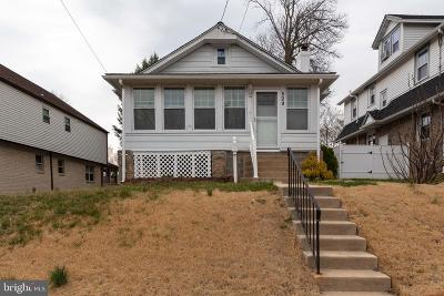 Ridley Park Single Family Home Under Contract: 509 Hinkson Boulevard