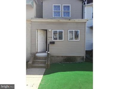 Delaware County Townhouse For Sale: 1026 Washington Street