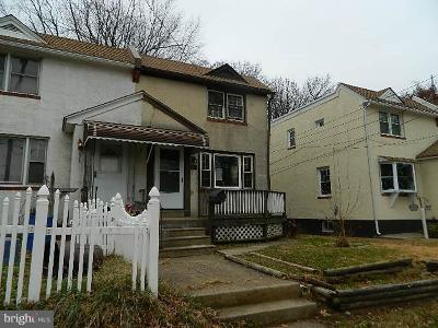 Delaware County Single Family Home For Sale: 719 Jansen Avenue
