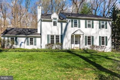 Newtown Square Single Family Home For Sale: 3303 Goshen Road