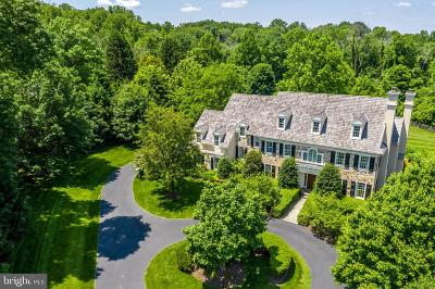 Newtown Square Single Family Home For Sale: 107 Mill View Lane