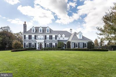 Newtown Square Single Family Home For Sale: 6 Withers Lane