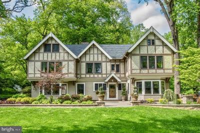 Villanova Single Family Home For Sale: 533 Conestoga Road