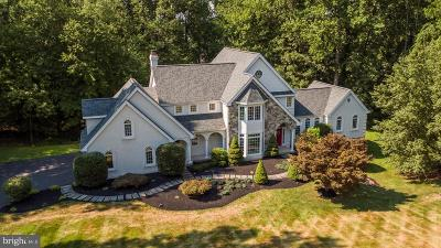 Glen Mills Single Family Home For Sale: 25 Rose Lane