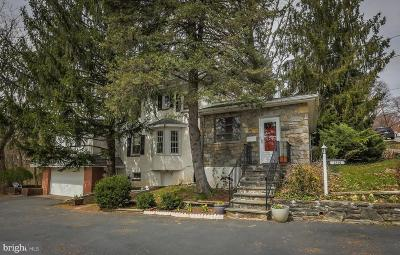 Havertown Single Family Home For Sale: 1310 Delmont Avenue