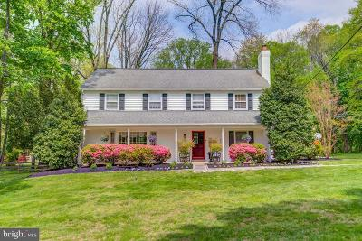 Newtown Square Single Family Home For Sale: 805 Malin Road