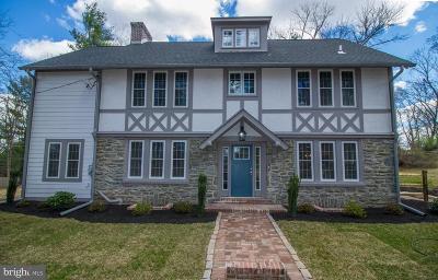 Wayne Single Family Home For Sale: 320 Conestoga Road