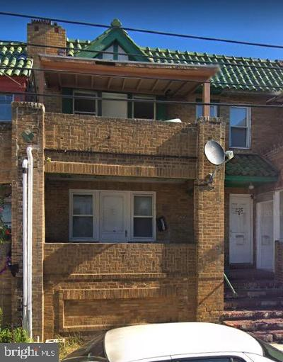 Upper Darby Townhouse For Sale: 223 Sansom Street
