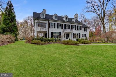 Villanova Single Family Home For Sale: 735 County Line Road