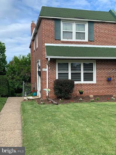 Ridley Park Single Family Home For Sale: 507 Perry Street