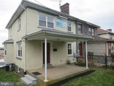 Upper Darby Single Family Home Under Contract: 13 E Township Line Road