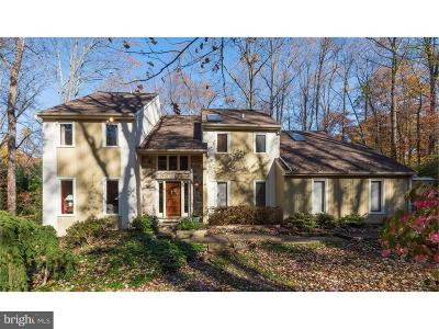 Newtown Square Single Family Home Under Contract: 1733 Cold Spring Road
