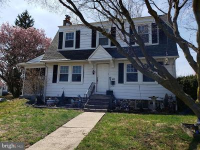 Ridley Park Single Family Home For Sale: 24 Ladomus Avenue