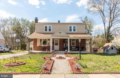 Springfield Single Family Home For Sale: 330 Madison Road