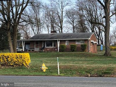 Aston Single Family Home For Sale: 4410 Concord Road