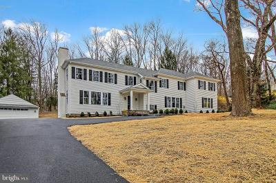 Newtown Square Single Family Home For Sale: 3408 Saint Davids Road
