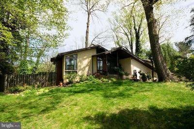 Bryn Mawr Single Family Home For Sale: 214 Drakes Drum Drive