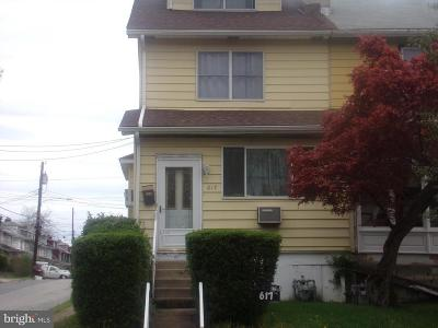 Yeadon Single Family Home For Sale: 617 Baily Road