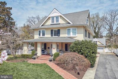 Wayne Single Family Home For Sale: 319 Saint Davids Road