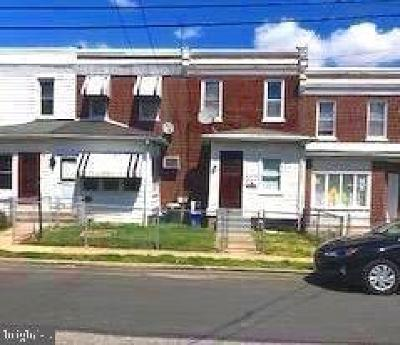 Upper Darby Single Family Home For Sale: 326 Harrison Avenue
