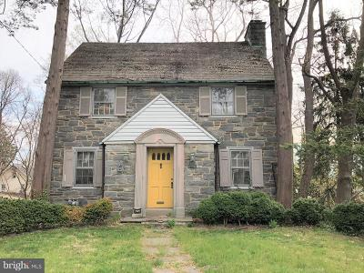 Havertown Single Family Home For Sale: 734 Penfield Avenue