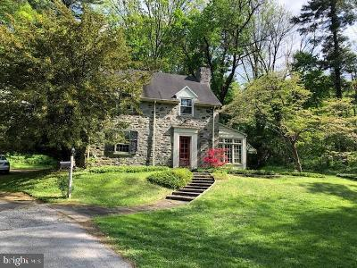 Wayne Single Family Home For Sale: 117 S Radnor Chester Road
