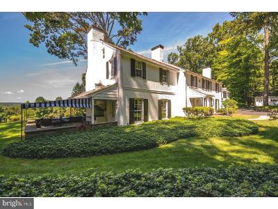 Newtown Square Single Family Home For Sale: 4018 Goshen Road