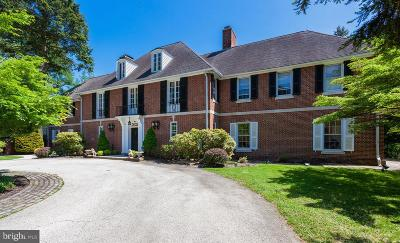 Villanova Single Family Home For Sale: 331 S Radnor Chester Road